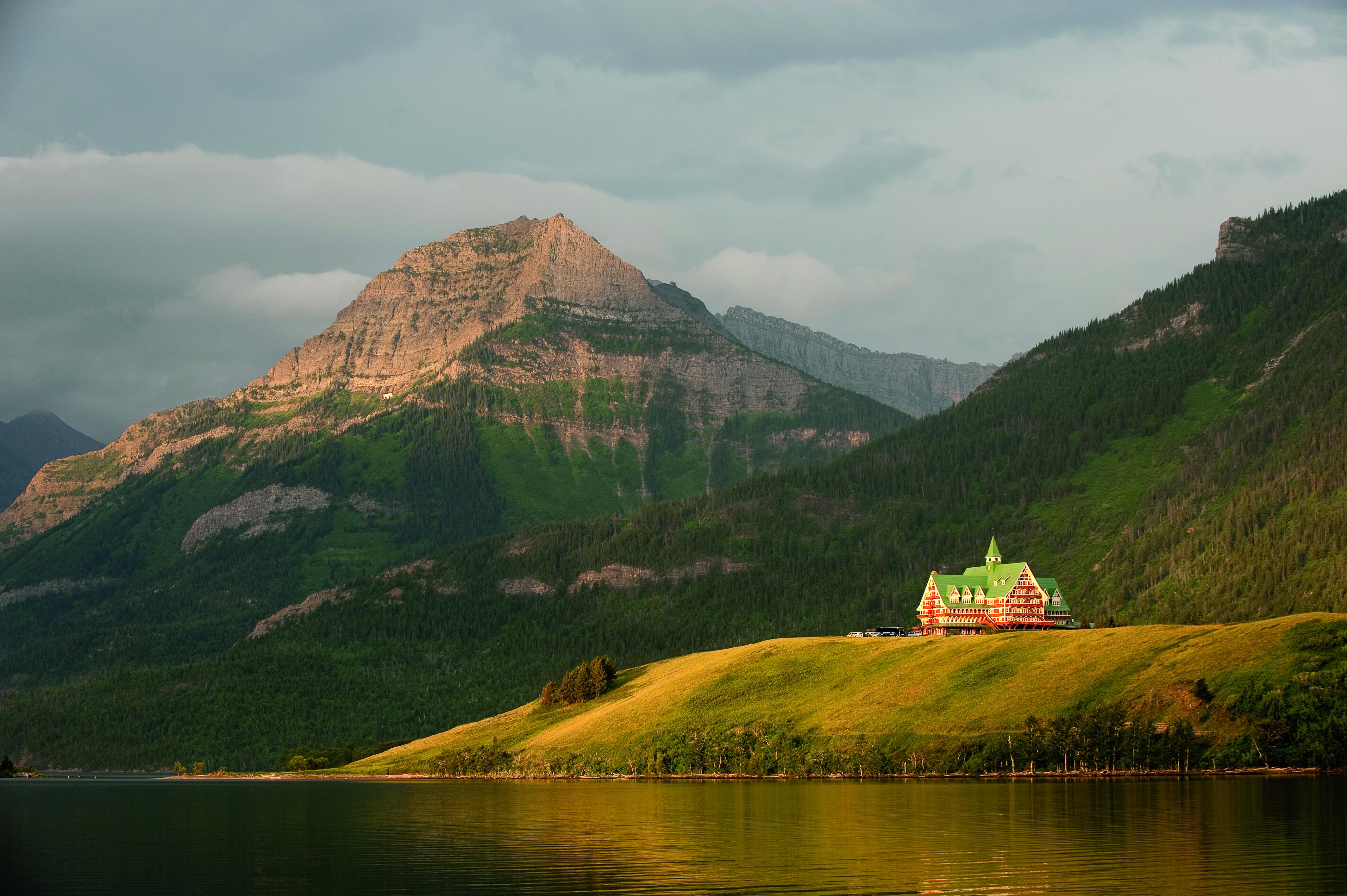 Hôtel Prince of Wales - Alberta