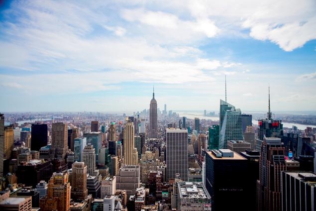 Un voyage à New York avec Alex - A/R Magazine voyageur 2017