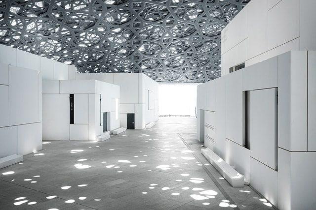 Le Louvre du désert - A/R Magazine voyageur 2018