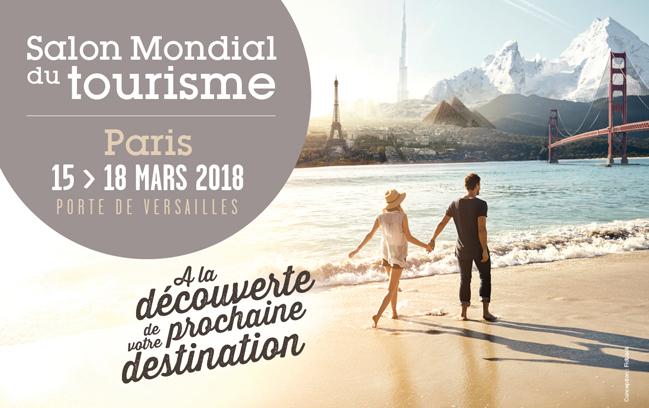 A/R Magazine voyageur au Salon Mondial du Tourisme
