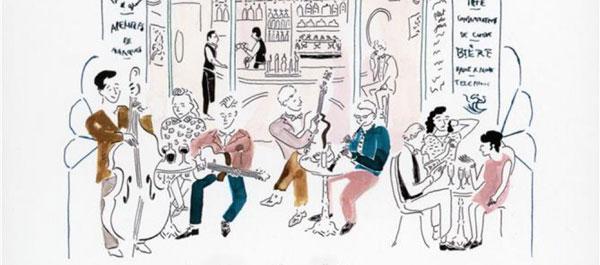 """""""Café du Brésil"""" par le Paris Gadjo Club : choro devant ! - A/R Magazine voyageur 2018"""