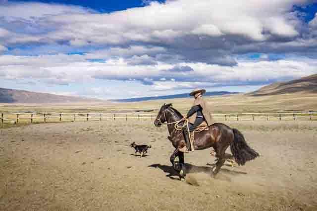 Rencontrer un gaucho dans une estancia en Patagonie - A/R Magazine voyageur 2018