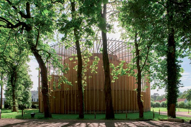 Le château d'Hardelot, premier théâtre élisabéthain de France - A/R Magazine voyageur 2018