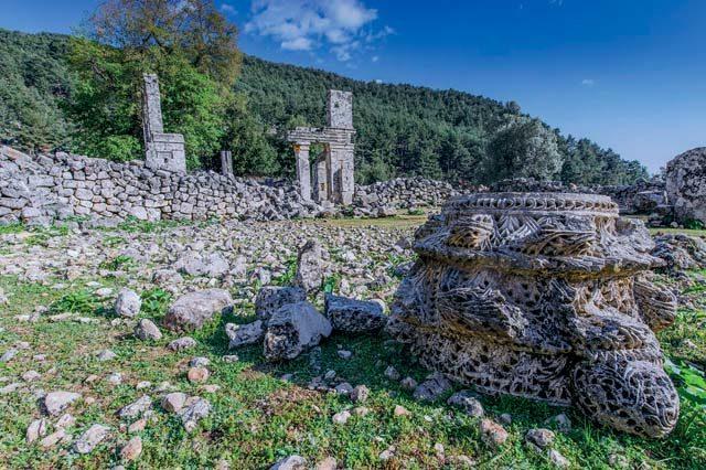 La côte lycienne, Les 535 km entre Fethiye et Antalya - A/R Magazine voyageur 2018