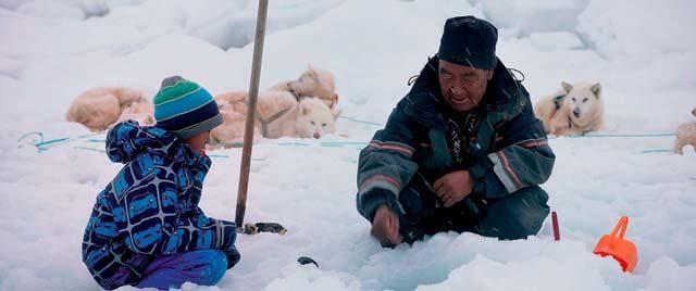 Une année polaire, un film de Samuel Collardey - A/R Magazine voyageur 2018