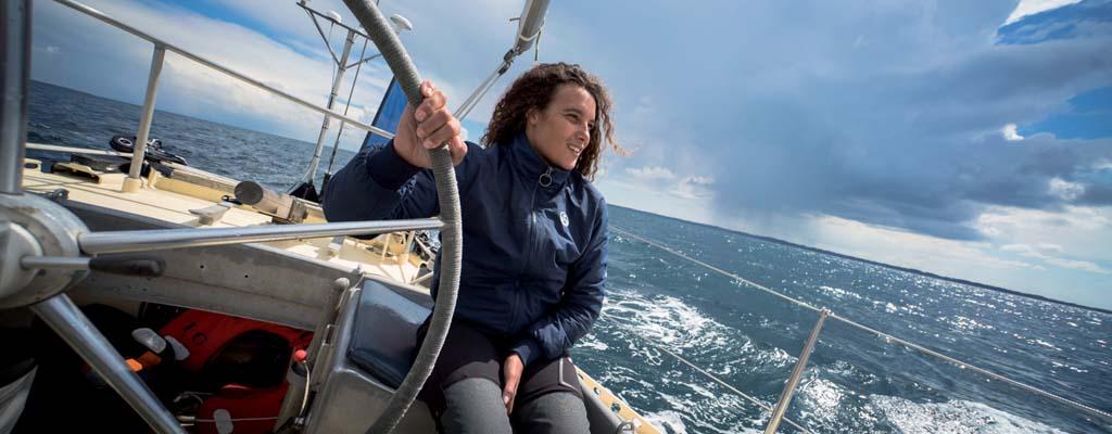 Le tour du monde de Marie Tabarly - A/R Magazine voyageur 2018