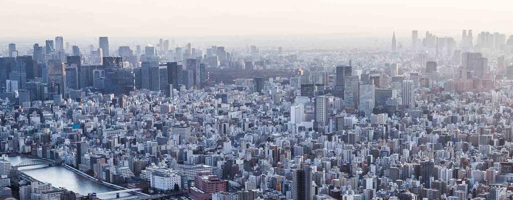 Tokyo : se répérer dans les quartiers de Shinjuku et Odaiba - A/R Magazine voyageur 2018