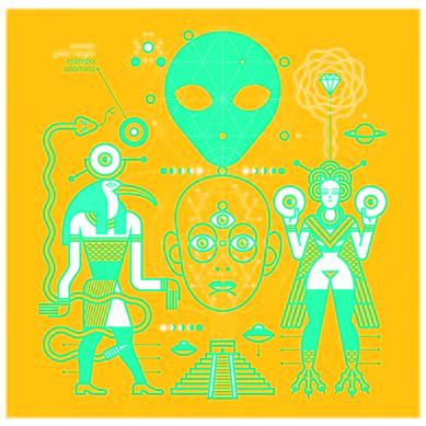 Sonido Gallo Negro, Mambo cosmico - Glitterbeat