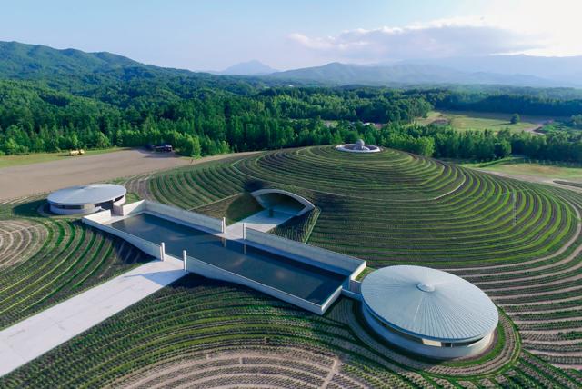 Sapporo : la colline du Bouddha de Tadao Ando - A/R Magazine voyageur 2019