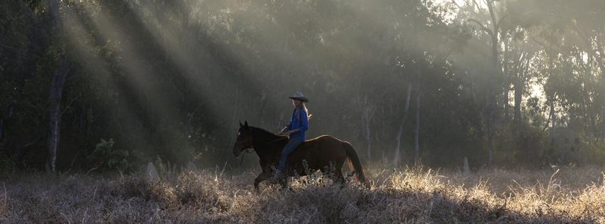 Australie : la chevauchée fantastique d'Aliénor