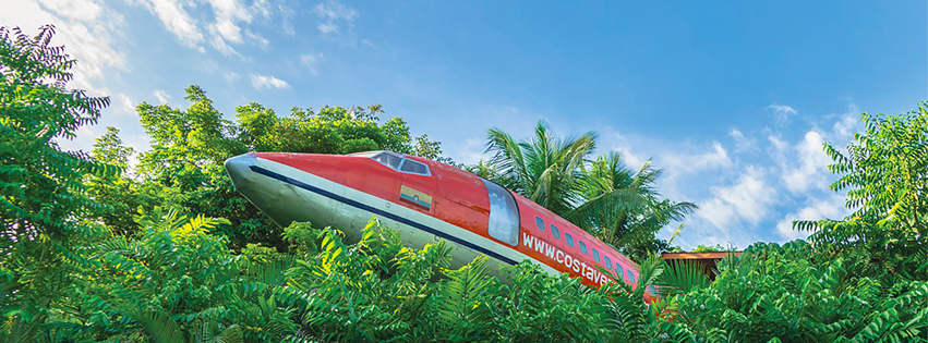 Un tour insolite du Costa Rica en sept lieux originaux - A/R Magazine voyageur 2019